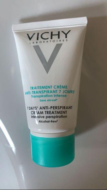 Deodorante anti-traspirante 5