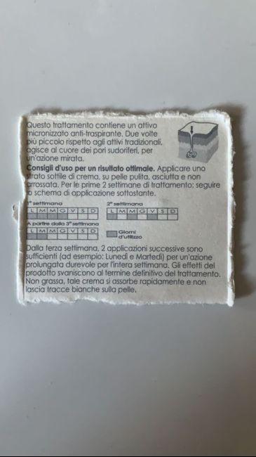 Deodorante anti-traspirante 6