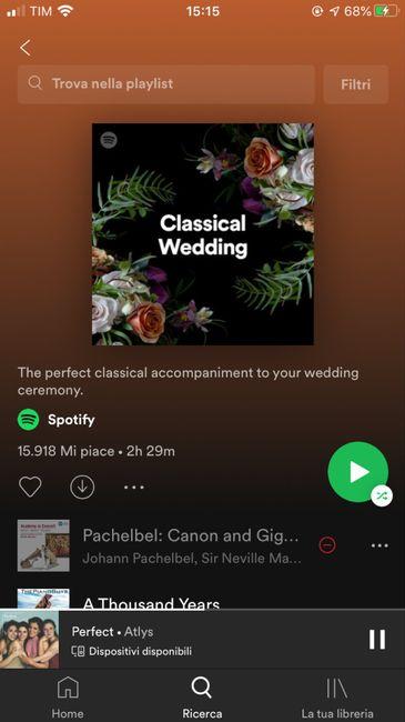 Musica per le nozze - consigli 1