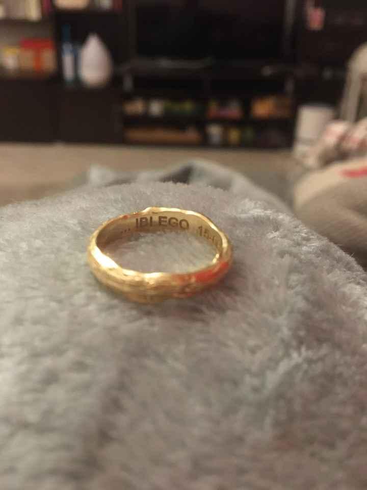 Fede e vari anelli. Curiosità. - 1