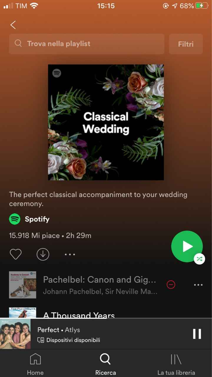 Musica per le nozze - consigli - 1
