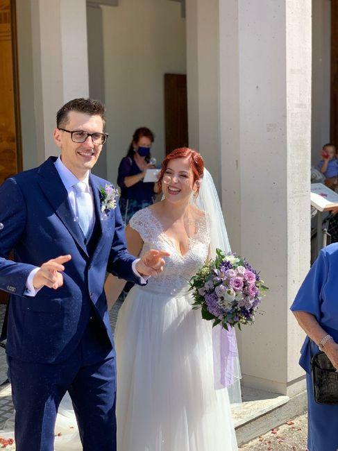 Sposi che sono convolati a nozze durante il Covid-19: lasciate qui i vostri consigli! 👇 56
