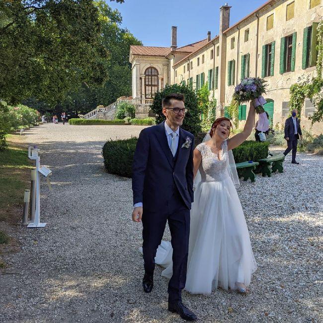 Sposi che sono convolati a nozze durante il Covid-19: lasciate qui i vostri consigli! 👇 57