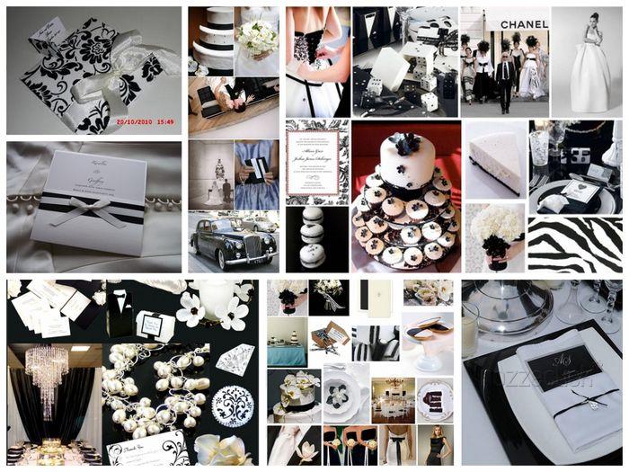 Matrimonio In Bianco E Nero : Il matrimonio in bianco e nero moda nozze forum matrimonio