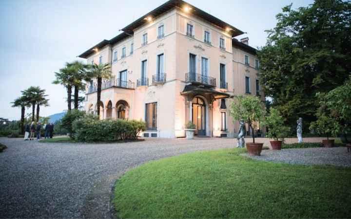 Location disponibile :19 giugno 2021 , Villa Montalbano? - 1