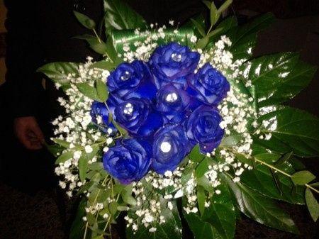 Bouquet per promessa di matrimonio - 1