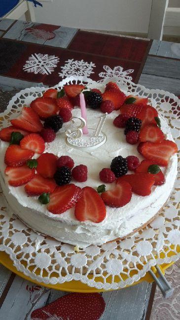happy Birthday... in quarantena 🎂🍾🧱 - 1
