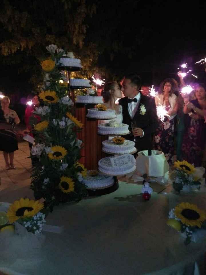 Momento Taglio della torta 🍰 - 1