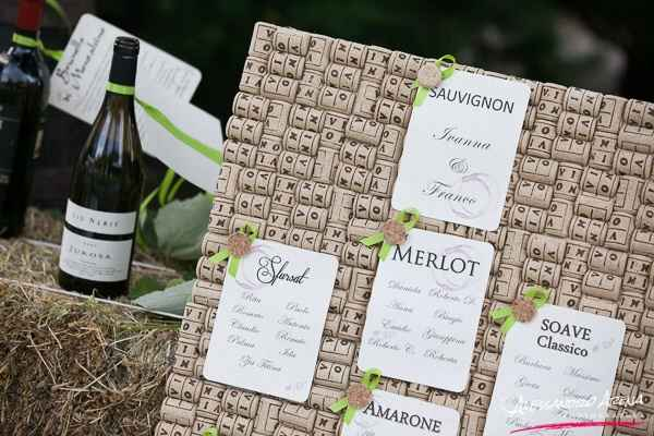 Tema tavoli: i vini - 2