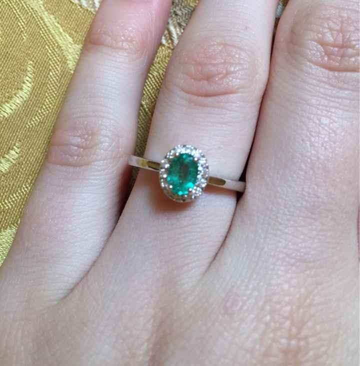 E se l'anello di fidanzamento potessi sceglierlo tu?? - 1