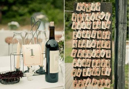 Tema tavoli: i vini - 1