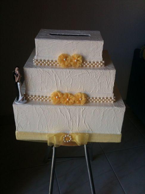 Conosciuto La mia torta porta buste - Fai da te - Forum Matrimonio.com LS96