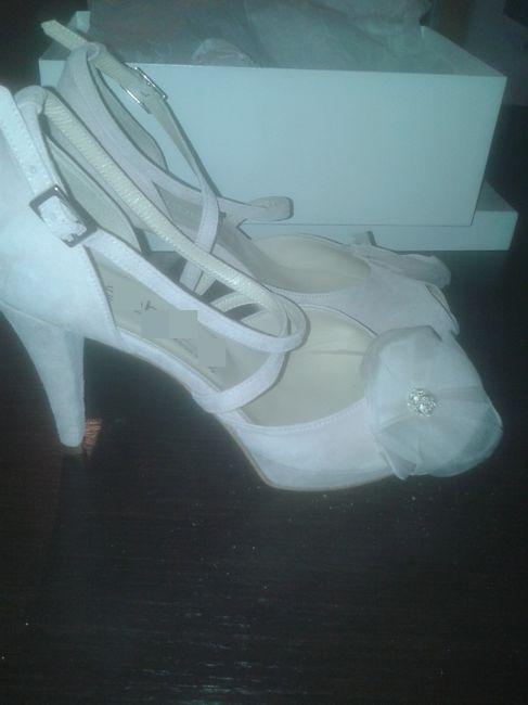 Le mie scarpe shabby chic - 2