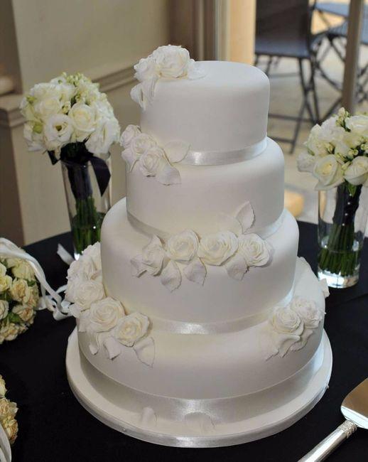 Connu Torte per il matrimonio, le tendenze del 2017 - Ricevimento di  GP68