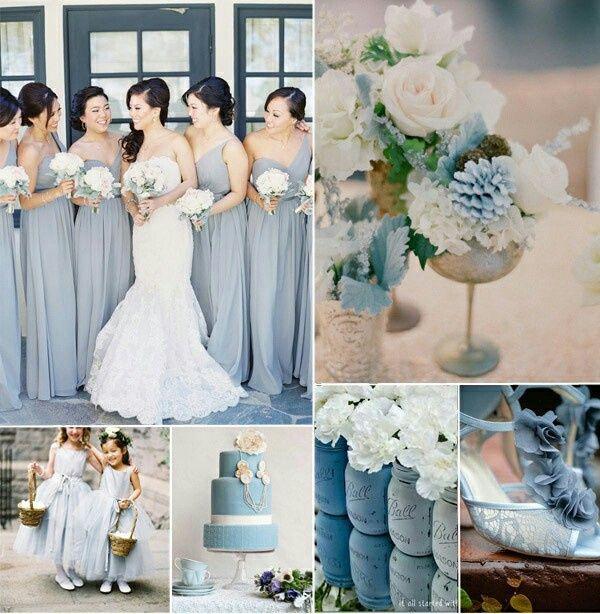 Matrimonio Bianco E Azzurro : Vorrei un matrimonio color azzurro pagina