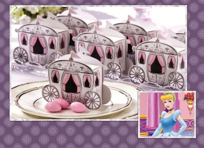 Partecipazioni Matrimonio Tema Disney : Decorazioni tema disney cenerentola organizzazione