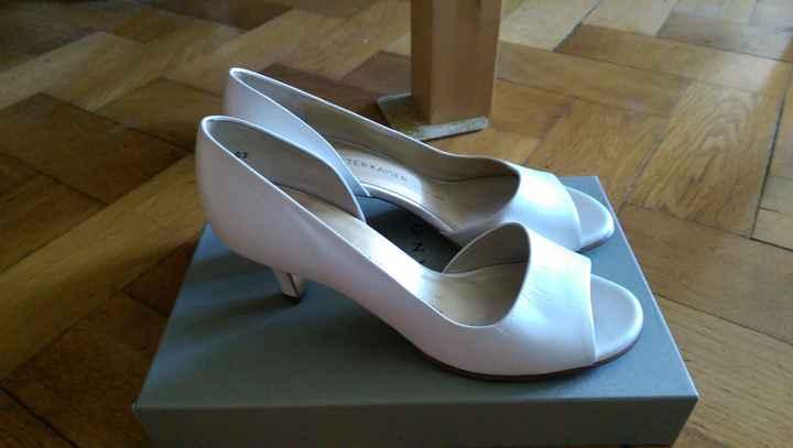Sondaggio, qualu scarpe mi metto fra le due? - 3