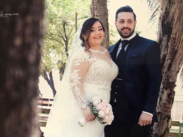 Finalmente marito e moglie ❤️ - 1