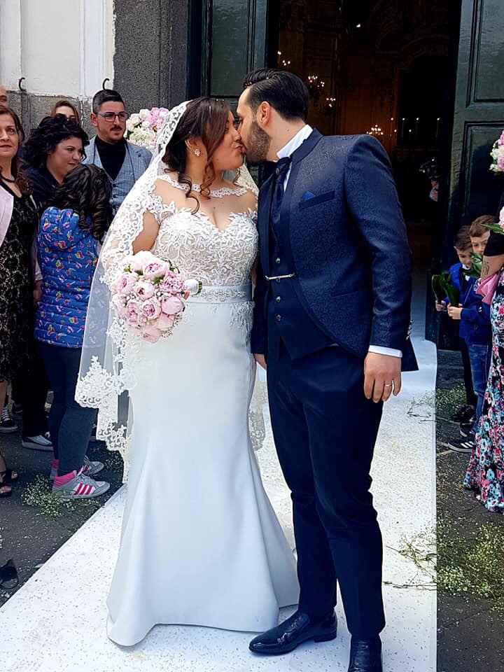 Finalmente marito e moglie ❤️ - 2