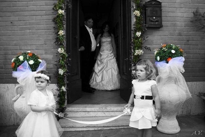 Il mio libretto ventaglio addobbi portone casa fai da me candela personalizzata fai da te - Addobbi matrimonio casa ...