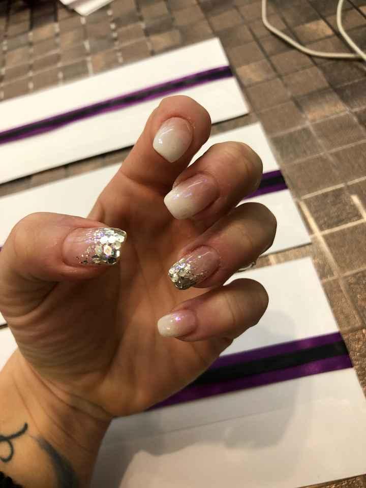 Prima prova unghiette - 2