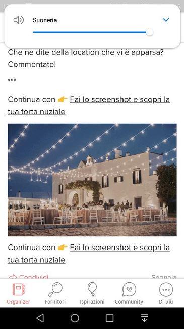 Fai lo screenshot e scopri la tua location 14
