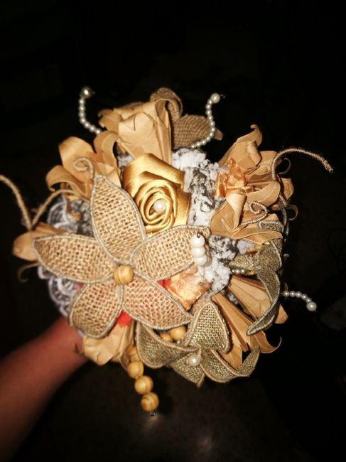 Bouquet alternativo... 3