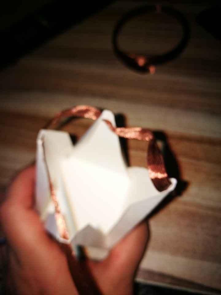 Tutorial scatolino triangolare... - 4