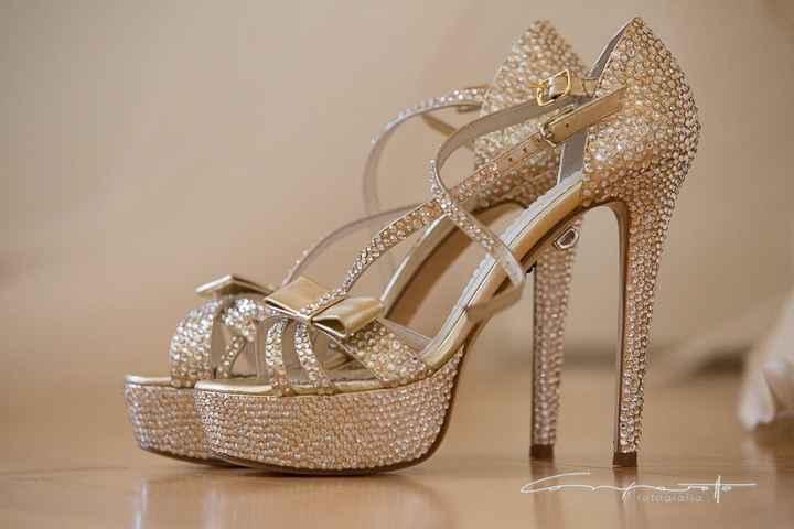 Quale scarpe da sposa avete scelto??? - 2