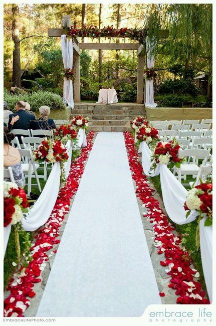 Matrimonio In Bianco : Idee tema nozze rosso e bianco organizzazione matrimonio forum