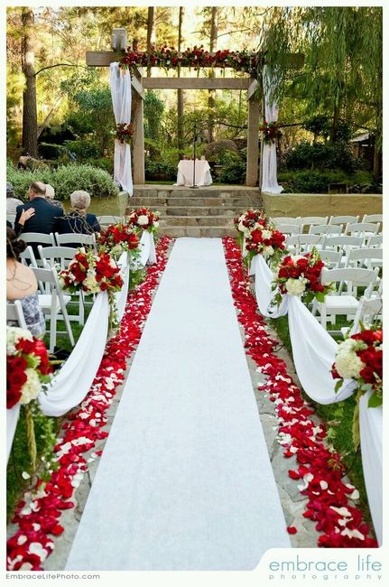 Matrimonio Tema Rosso E Bianco : Idee tema nozze rosso e bianco organizzazione matrimonio