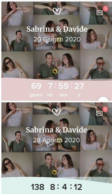 Spose 2020 ci sieteeee!! 👰❤️ 1