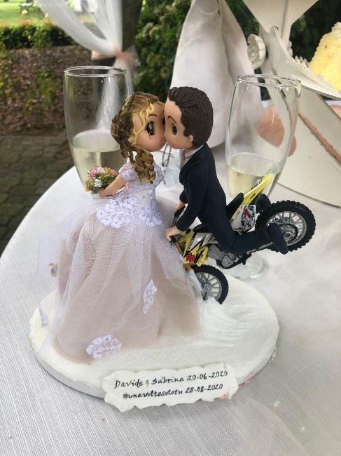 Il nostro amato matrimonio a colori 🌈 - 6