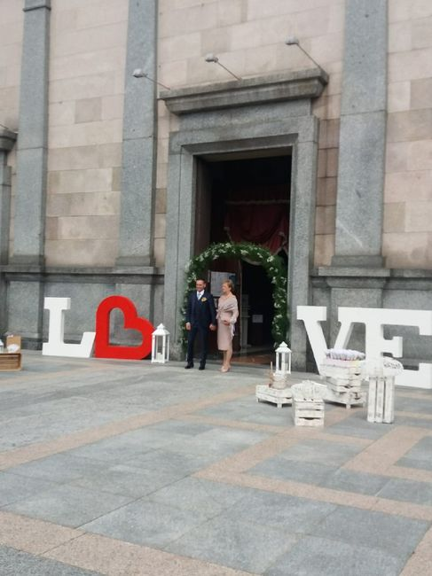 Il nostro amato matrimonio a colori 🌈 16