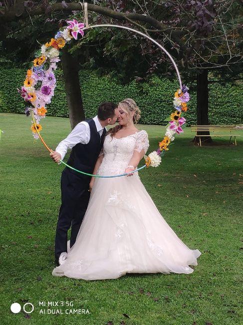 Il nostro amato matrimonio a colori 🌈 25