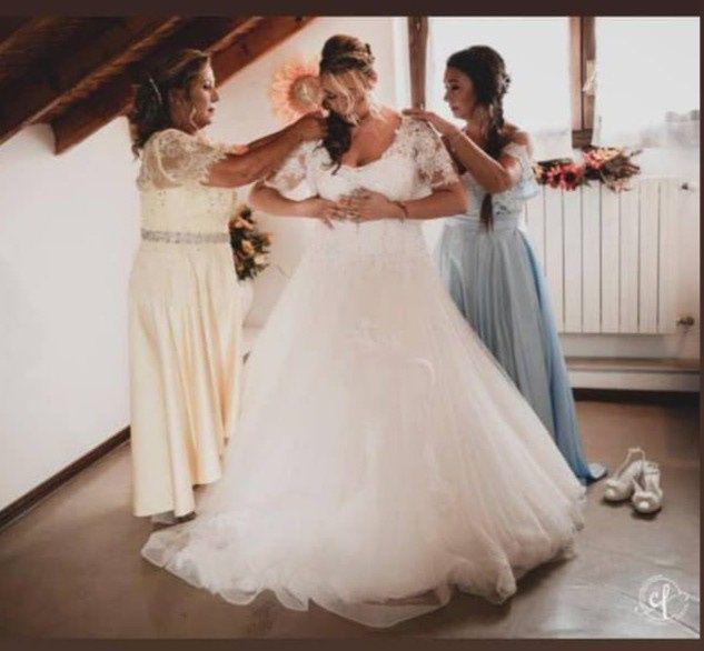 Il nostro amato matrimonio a colori 🌈 32