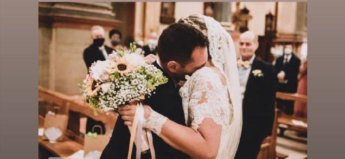 Il nostro amato matrimonio a colori 🌈 34