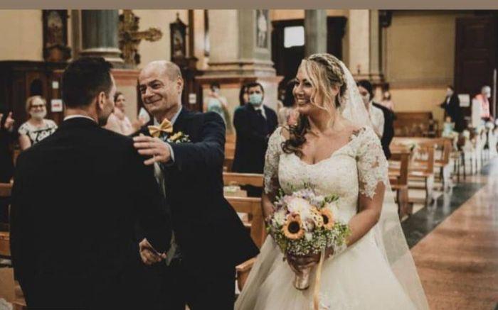 Il nostro amato matrimonio a colori 🌈 35