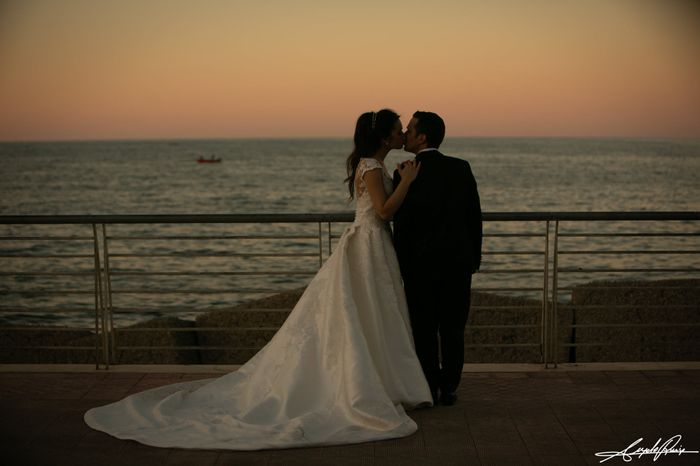 Finalmente marito e moglie 1