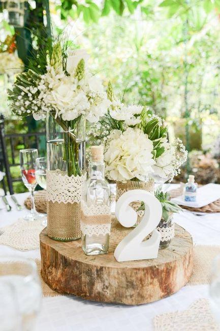 Centrotavola Matrimonio Country Chic : Vasetti di vetro fai da te forum matrimonio