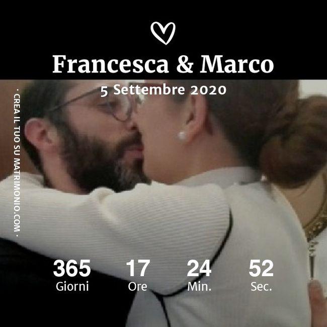 -365 giorni - 1