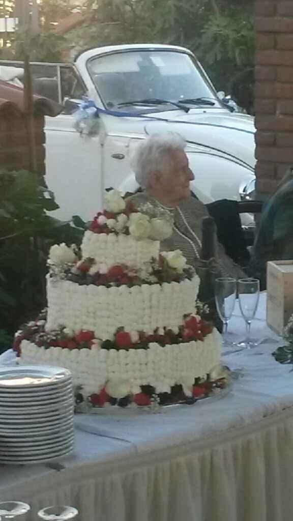 La torta...bella e basta vs. bella e buona? - 1