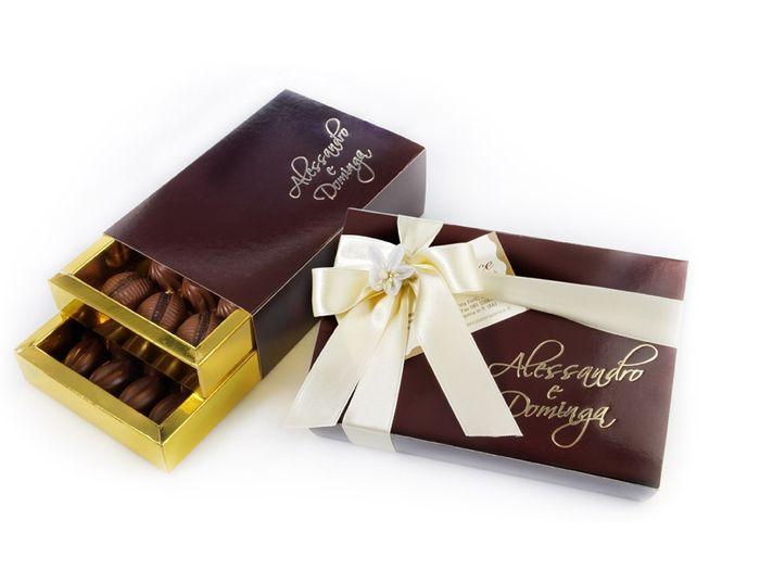 Ben noto Bomboniere tema cioccolato - Fai da te - Forum Matrimonio.com LE53