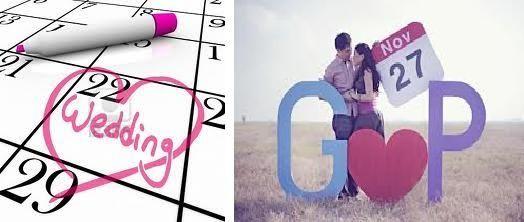 Come scegliere il giorno della settimana e il mese del matrimonio. la tradizione insegna che … - 4