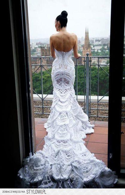 Abito Da Sposa Moooolto Elaborato Moda Nozze Forum Matrimoniocom