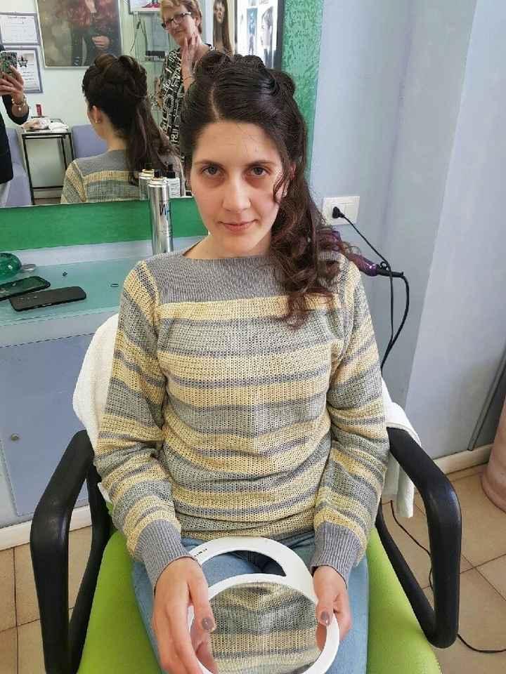 Prova capelli!! - 1