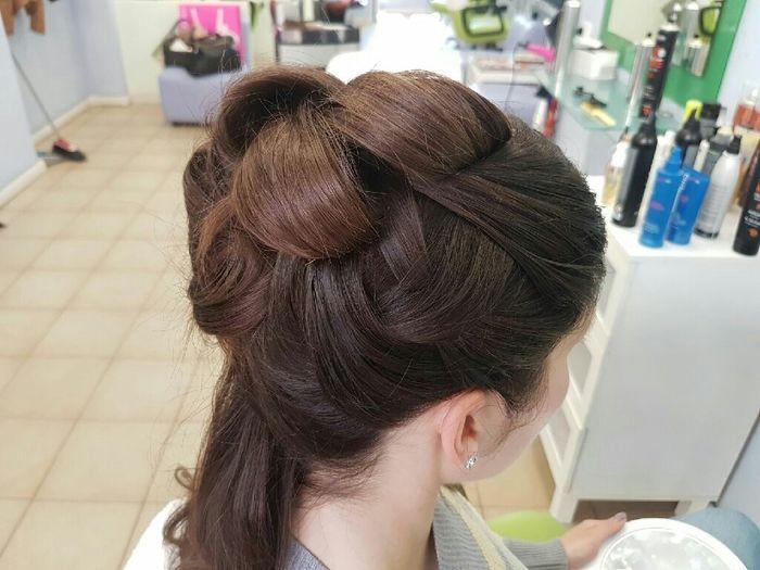 Prova capelli!! - 3