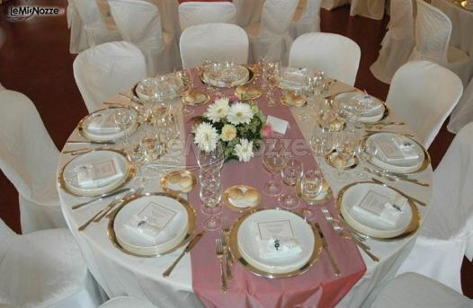 Matrimonio In Rosa Antico : Mise en place rosa antico 😍 runner o non questo