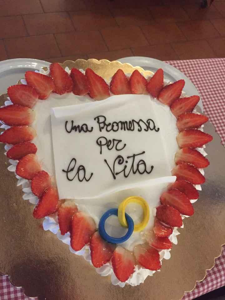 Torta promessa - 1