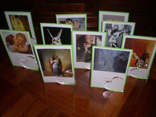 Tableau Matrimonio Tema Quadri : Tableau tema bacio ricevimento di nozze forum
